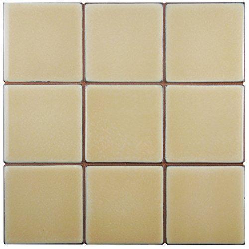 Somertile FSD4EVN Essentia Vanilla Porcelain Floor and Wa...
