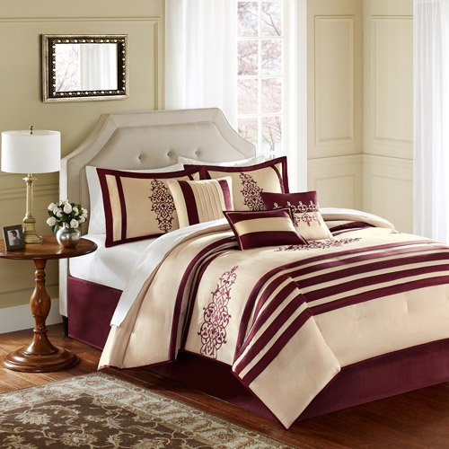 Home Essence Taryn 7 Piece Comforter Set