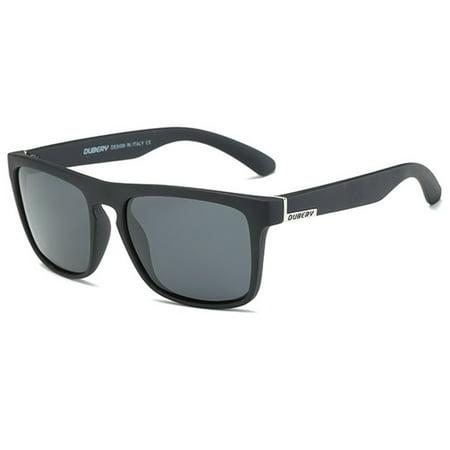 Casual Polarized Sunglasses Men Driver Shades Vintage Style Sun Glasses 1# (Mens Sunglass Styles)