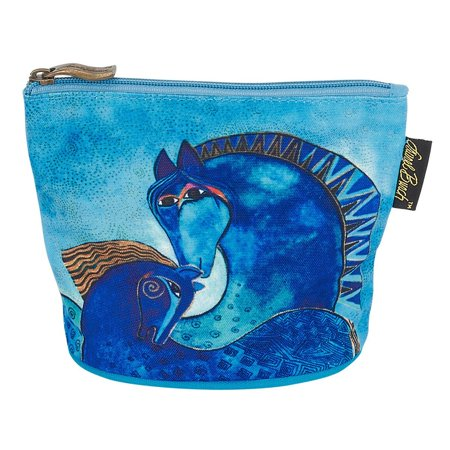 Laurel Burch Mythical Horses Cosmetic Clutch