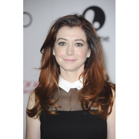 Alyson Hannigan In Attendance For The Hollywood Reporters 22Nd Women In Entertainment Breakfast 2013 Print (Alyson Hannigan Halloween)