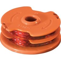 Replacement spool w/line, 1 pc. retail pk., Fits: WG105, 106, 108, 109, 112, 113, 115, 116, 117, 118, 119 Series