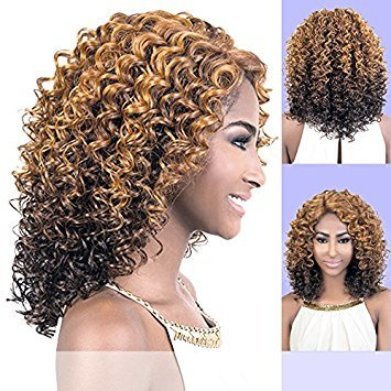 LXP. KAY (Motown Tress) - Heat Resistant Fiber Lace Part Wig in 2 - image 3 of 4