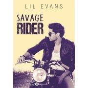 Savage Rider - eBook