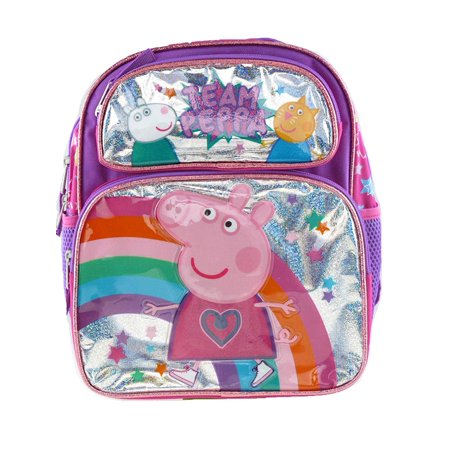 Small Backpack - Peppa Pig - Team Peppa Pink New 191928](Peppa Pig Halloween Stencil)