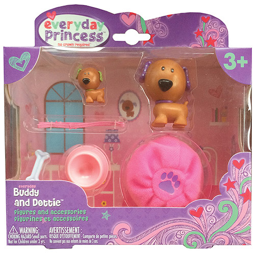 Neat-Oh! Everyday Princess Buddy and Dottie and Bean Bag Bed