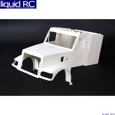 Hauler Truck Rig - Tamiya 9335393 RC Body: 1/14 Truck Knight Hauler