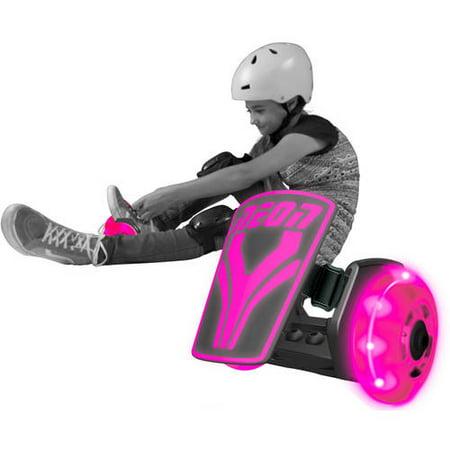 Yvolution™ Kids Neon Street Rollers Heel Wheels - Pink