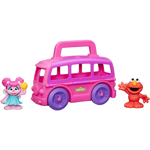 Sesame Street Abby Cadabby On the Go Case
