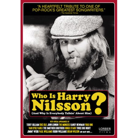 Who Is Harry Nilsson? (And Why is Everybody Talking About Him?) - Why Is Halloween Special