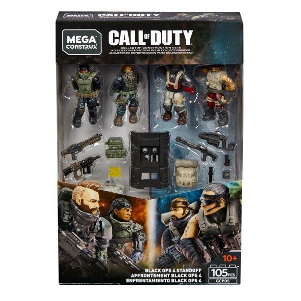 Mega Construx Call Of Duty Black Ops 4 Troop Figures Pack Walmart Com Walmart Com