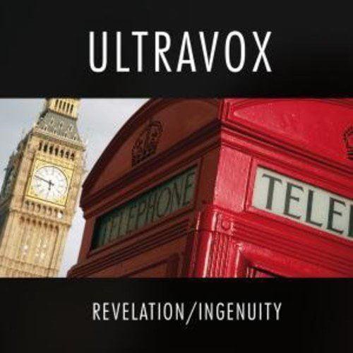 Ultravox - Revelation/Ingenuity [CD]