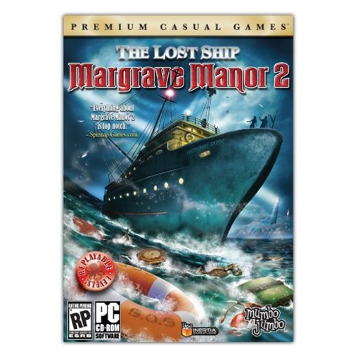 Image of Margrave Manor 2 The Lost Ship - PC