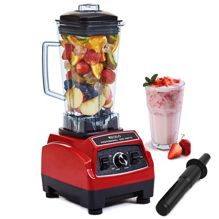 Professional Countertop Blender with 2200 Watt Base Total Crushing Technology for Smoothies, Ice and