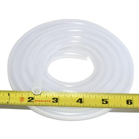 Pure Silicone Tubing - 3/8