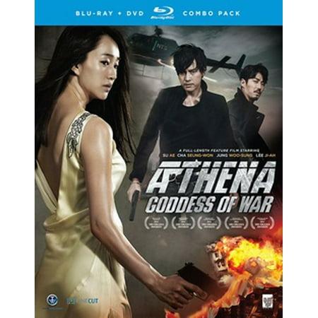 Athena: Goddess of War (Blu-ray)