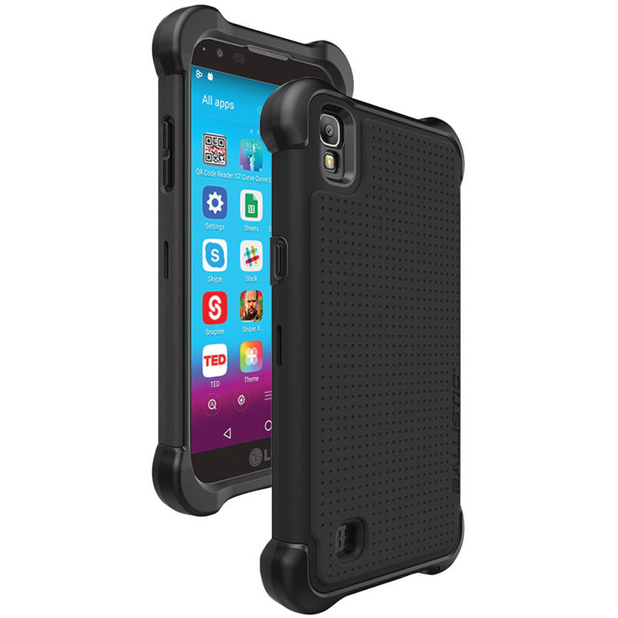 Ballistic TX1729-A06N LG K6P Tough Jacket Maxx Case