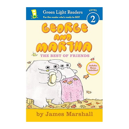 George and Martha: The Best of Friends Early Reader (Best Hpt For Early Detection)