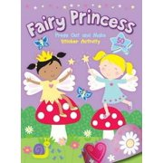 Fairy Princess Press Out and Make Sticker Activity