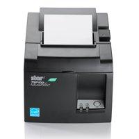 "Star Micronics Futureprnt Tsp143iiilan Gy Us Direct Thermal Printer - Monochrome - Desktop - Receipt Print - 2.83"" Print Width - 9.84 In/s Mono - 203 Dpi - Ethernet - Receipt - 3.27"" Roll (39464910)"