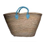 Casablanca Market Market Basket with Straps