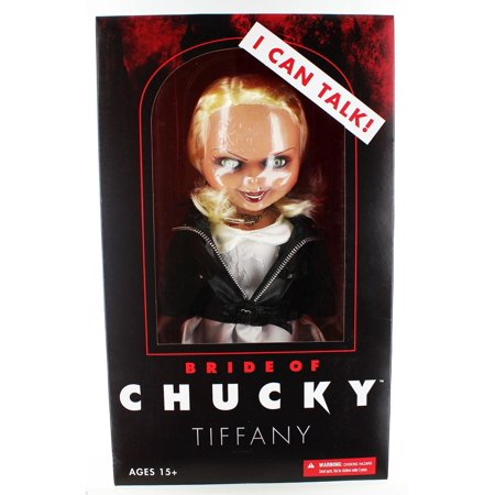 Child's Play Bride of Chucky Tiffany Talking 15