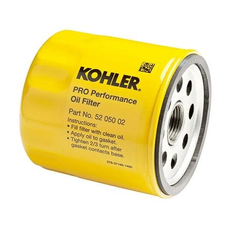 52 050 02-S1 Kohler Pro Performance Oil Filter t KH-52-050-02 WD-C37568