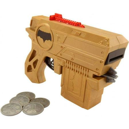 DC Justice League Authentic Batman Disc Blaster Weapon ()