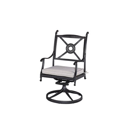 Astounding Home Styles 5569 53 Athens Outdoor Dining Swivel Chair With Cushion Alphanode Cool Chair Designs And Ideas Alphanodeonline