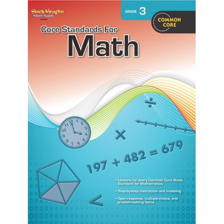 Core Standards for Math: Core Standards for Math: Reproducible Grade 3 - Halloween Riddles For Math