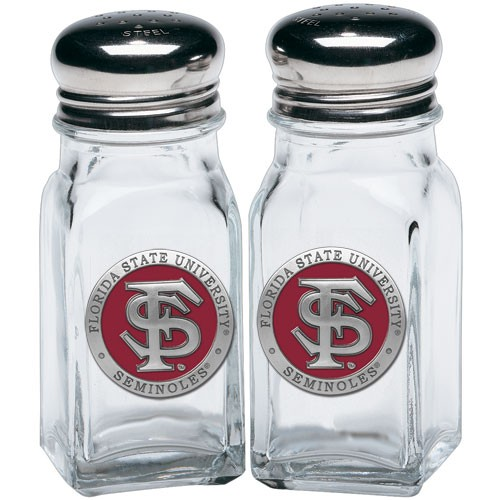 Florida State Seminoles Salt and Pepper Shaker Set