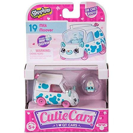 Shopkins Cutie Cars 19 Milk Moover