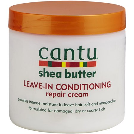 Cantu Shea Butter Leave-In Conditioning Repair Cream, 16 (Best Deep Conditioners For Natural Hair Black Hair)