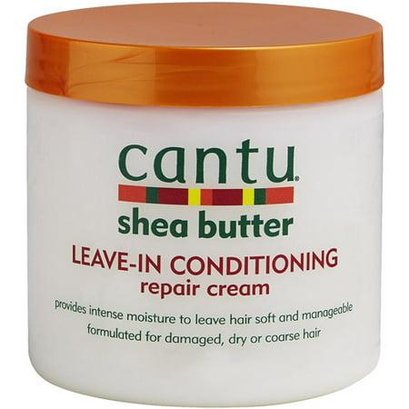 Cantu Shea Butter Leave-In Conditioning Repair Cream, 16