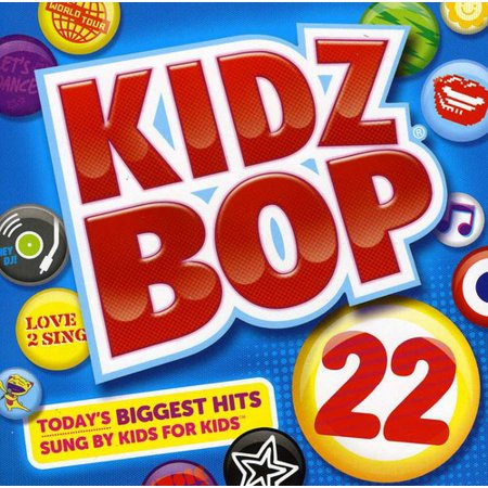 KIDZ BOP 22 (CD)