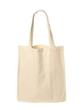 36c5e4785b Product Image Debco E8915 Bellevue Cotton Tote Bag - Natural - 12 Pack