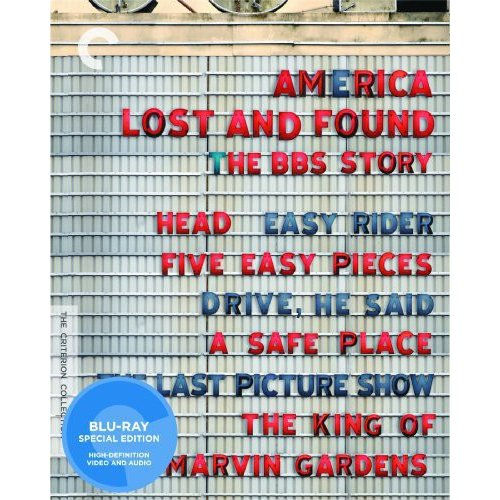 America Lost And Found: The BBS Story (Criterion Collection) (Blu-ray) by CRITERION COLLECTION