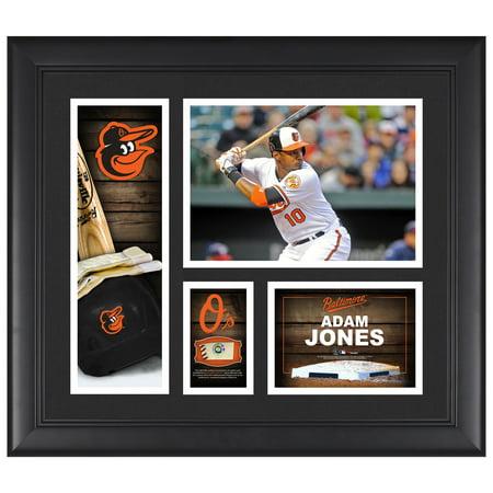 Adam Jones Baltimore Orioles Framed 15