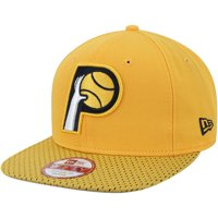 Indiana Pacers New Era Shine Through 9FIFTY Adjustable Hat - Yellow - OSFA