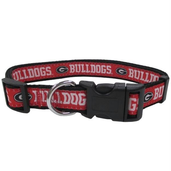 Georgia Bulldogs Dog Collar