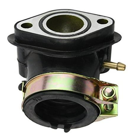 Lumix GC Carburetor Intake For Carter Talon Dazon 150 Yerf Dog GX150 Spiderbox 150CC Go Karts ()