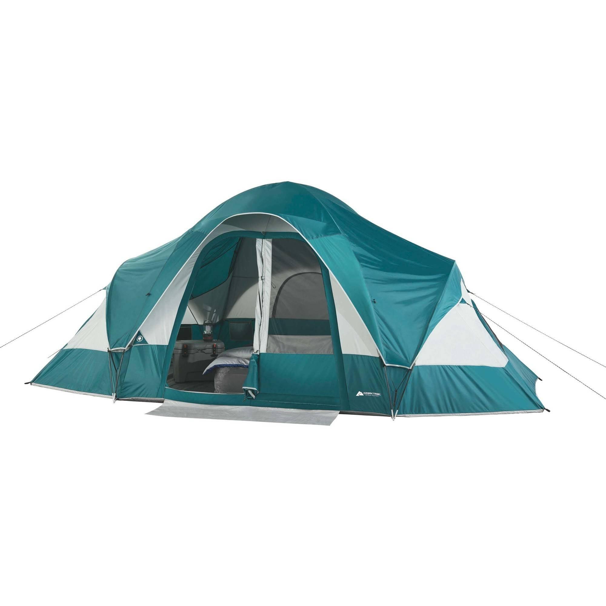 sc 1 st  Walmart & Ozark Trail 8-Person Family Tent - Walmart.com