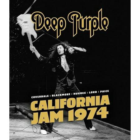 California Jam 74 (Blu-ray) (California Round Ray)
