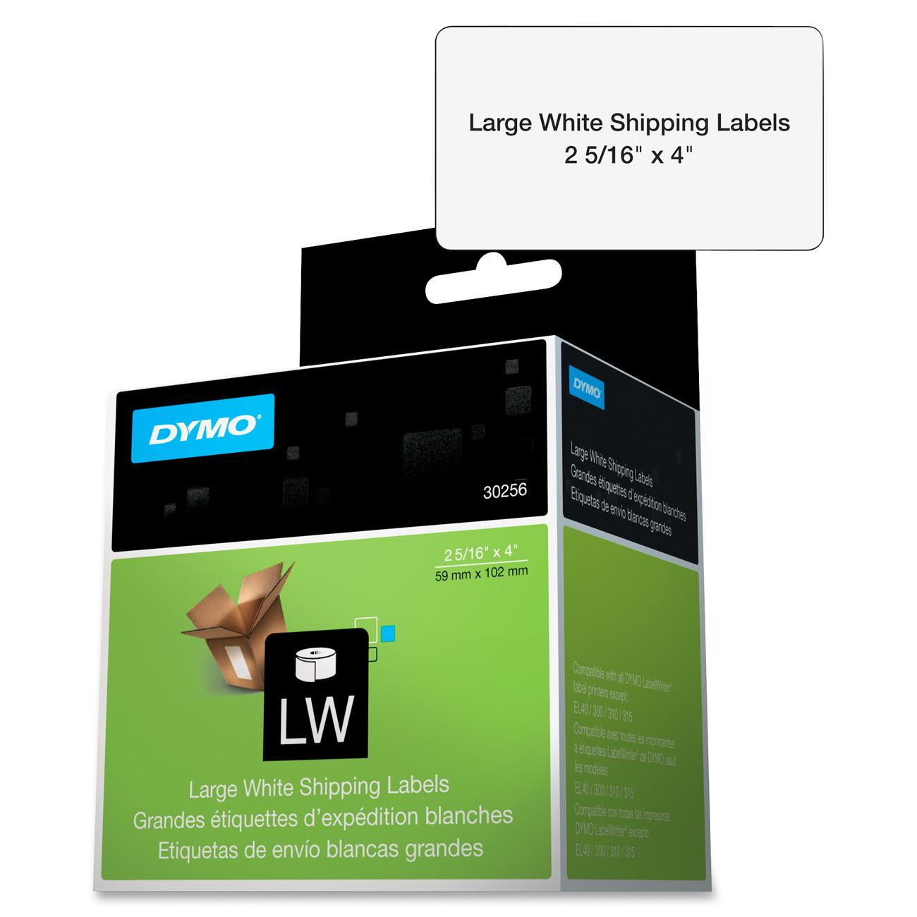 LabelWriter Large Shipping Labels Walmart – Large Mailing Labels