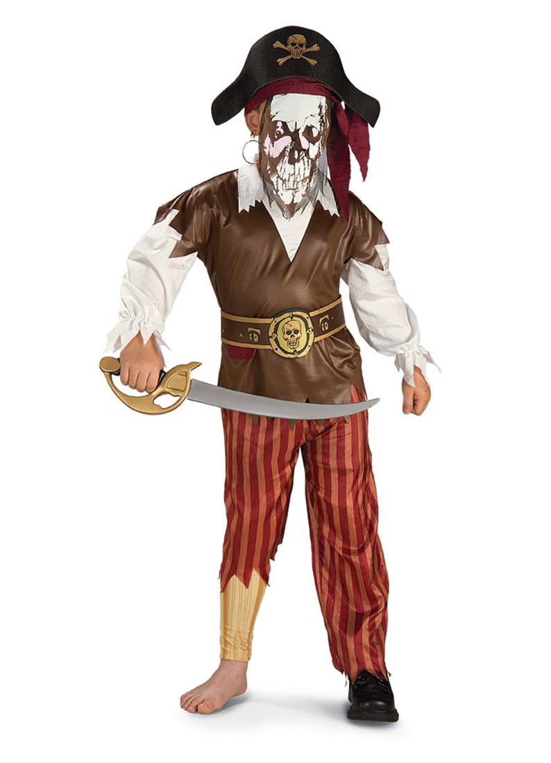 Peg Leg Pirate Costume Rubies 883830 by Rubies