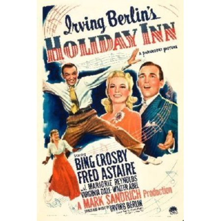 Holiday Inn Mini Movie Poster 11X17