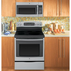 Ft Over The Range Microwave Oven Stainless 1100 Watts