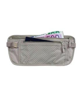 ea5249cbe8a1 Product Image TRAVEL POUCH BAG MONEY PASSPORT ID WAIST HOLDER SECURITY CASE  BELT HIDDEN HOLDER