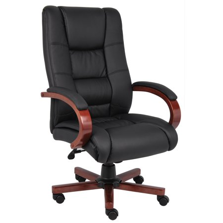 Boss Office & Home Transitional Highback Executive Chair ()