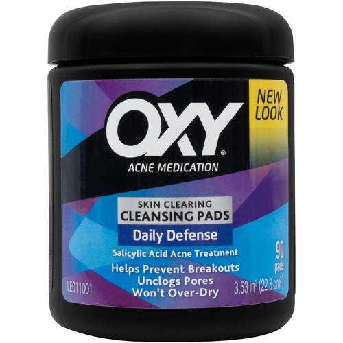 OXY Maximum Cleansing Acne Treatment Pads, 90 Ct